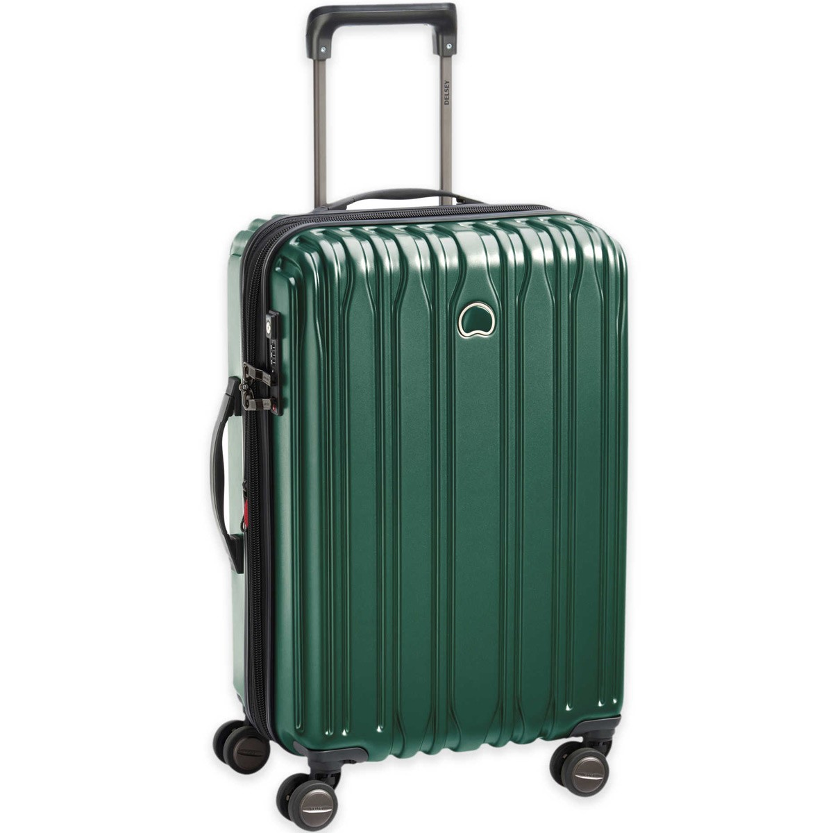 "Delsey Chromium Lite 21"" Carry-On Spinner"