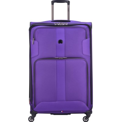 "Delsey Sky Max 29"" Expandable Spinner Upright"