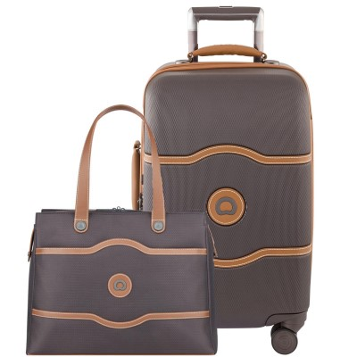 Delsey Chatelet Plus Carry-On Set