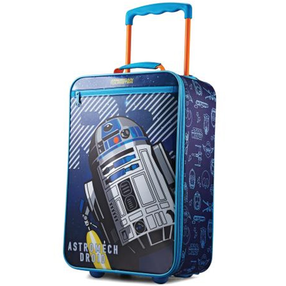 "American Tourister Star Wars 18"" Upright"
