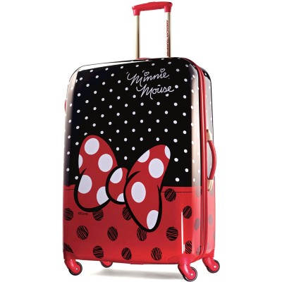 American Tourister Minnie Mouse 21inch Hardside