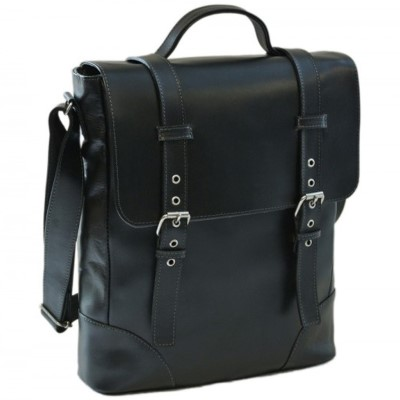 Piel Leather Mayan Deluxe Vertical Briefcase