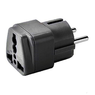 Lewis N. Clark Grounded Europe Adapter