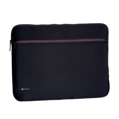 "Delsey Helium 17"" Business Computer Sleeve"