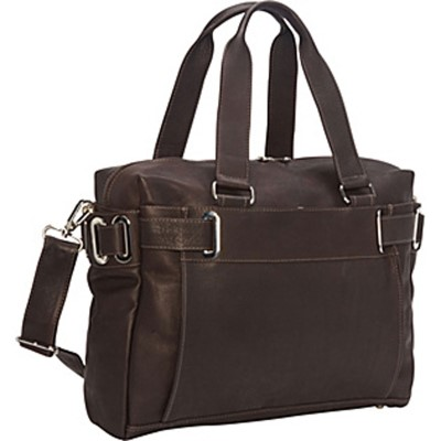 Piel Leather Ladies Slim Carry On