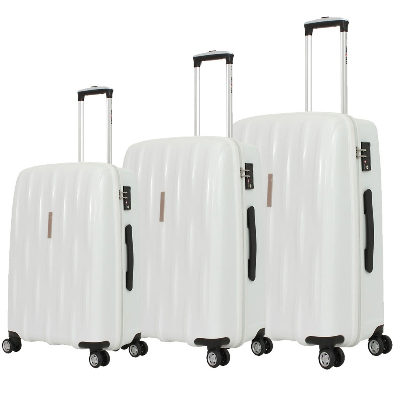 428b0bf44 SwissGear Fashion Hardside Spinner 3 Piece Set | SwissGear by Wenger,SwissGear  Luggage,Carry on Luggage,Wheeled Luggage,Spinner Luggage,Hardside Luggage,23  ...