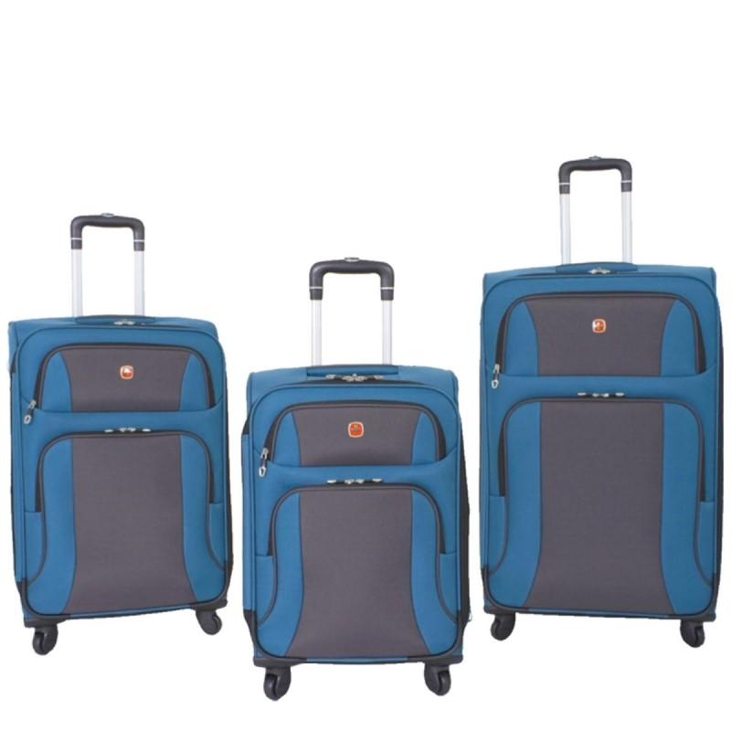 36d75a903 SwissGear SA6110 3 Piece Luggage Set