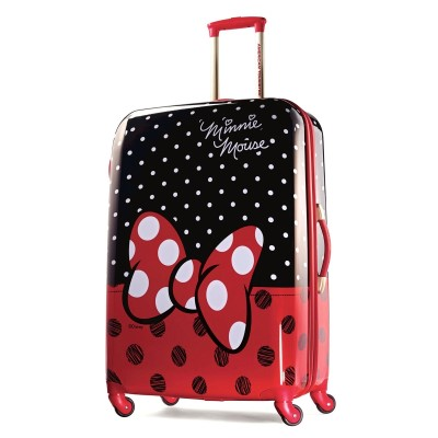 "American Tourister Disney Minnie Mouse 28""Hardside"