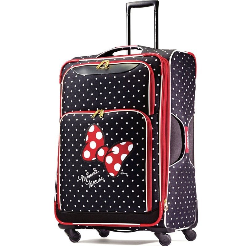 American Tourister Disney Minnie Mouse Red Bow 28""
