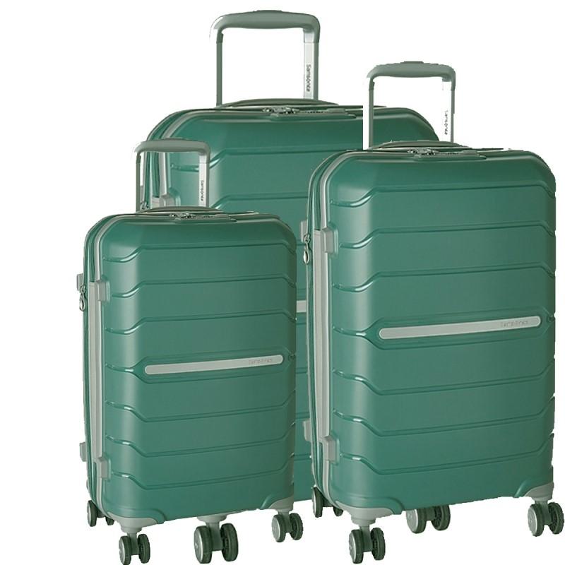 59b803445 Samsonite Freeform 3 Piece Set 21|24|28 Spinner | Samsonite,Samsonite  Freeform Hardside Luggage,Carry on Luggage,Wheeled Luggage,Luggage Sets,Spinner  ...