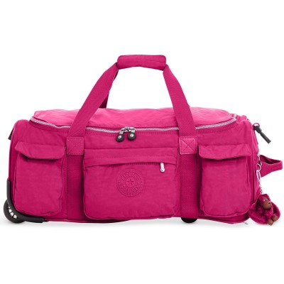 Kipling Discover Small Wheeled Carry-On Duffle