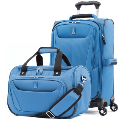 "Travelpro Maxlite 5 Set 21"" Spinner and Soft Tote"